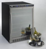 Avanti Stainless Steel Dual Zone 46 Bottle Wine