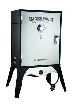 Camp Chef SMV-24S 24-inch Stainless Steel Door Smoke Vault