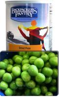 Backpacker's Pantry Peas, Can