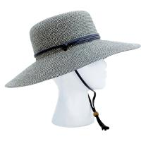 Sloggers Wide Brim Braided Hat Sage