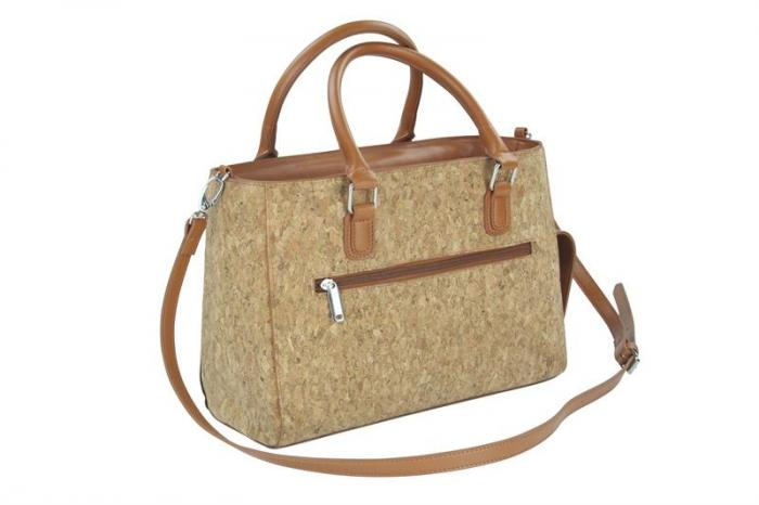Picnic Gift Cork Drink Purse with Wine Bladder