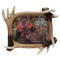 "Rivers Edge Products 8""x10"" Antler Picture Frame"
