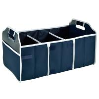 Original Folding Trunk Organizer by Picnic at Ascot - Navy
