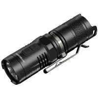 Nitecore MT10C Tactical Flashlight, Black, 920 lm, 1x CR123