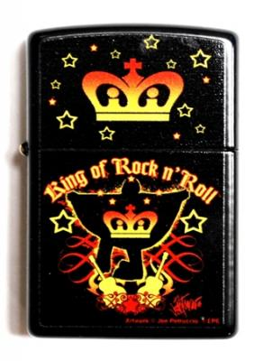 Zippo Limited Elvis King of Rock & Roll Zippo Lighter