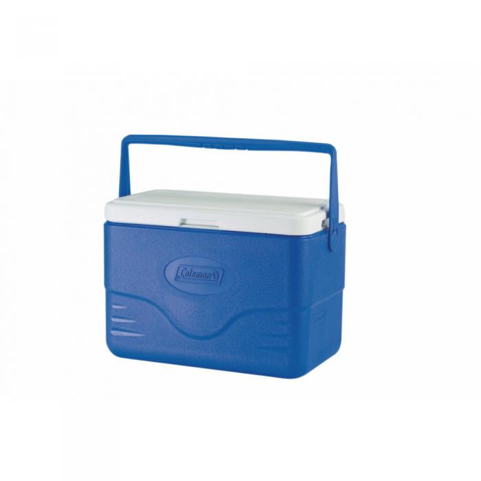 Coleman 28 Qt. Ice Basket Cooler - Blue