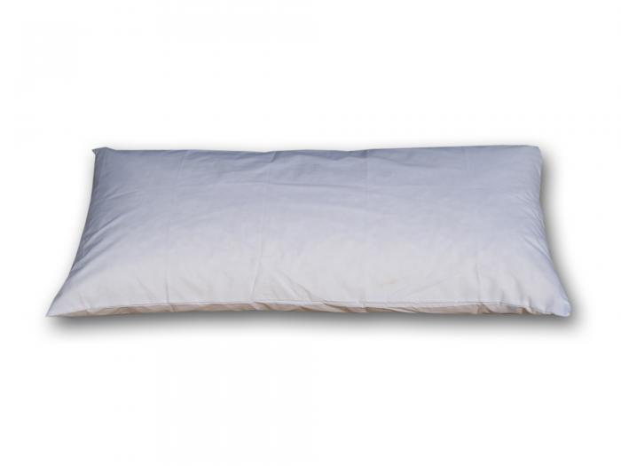 Queen Shredded Latex Pillow with Cover