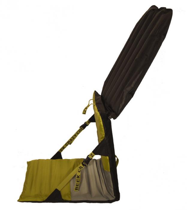 Crazy Creek Air Chair Plus Black and Pear