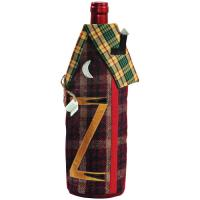 Outside-Inside Outhouse Bottle Cover