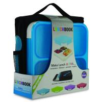 Smart Planet Blue Ultra Thin Lunchbook
