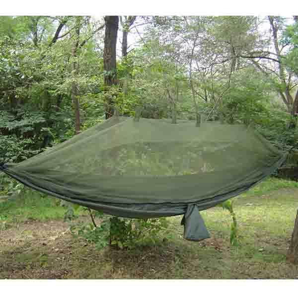 ProForce Jungle Hammock W/ Mosquito Net, Olive