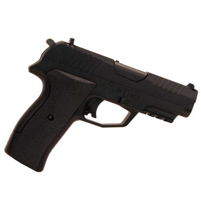 Iceman CO2 Dual Ammo Pistol .177