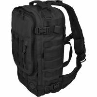 Hazard4 Switchback, Full-Sized Laptop Sling Pack, Black