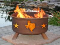 Texas State & Stars