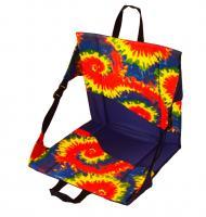 Crazy Creek Original Chair Navy/Tie-Dye II Wave