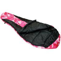 Ledge River Jr 0 Degree Youth Mummy Sleeping Bag, Pink