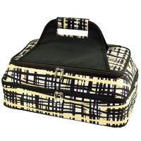 Picnic at Ascot Two Layer Hot/Cold Thermal Food and Casserole Carrier -Paris