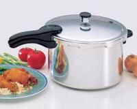 Presto 1282 8-Quart Aluminum Pressure Cooker