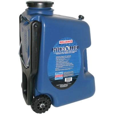 Reliance Hydroller 8 Gallon Water Container with Wheels