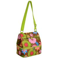 Picnic at Ascot Fashion Insulated Lunch Bag  - Floral