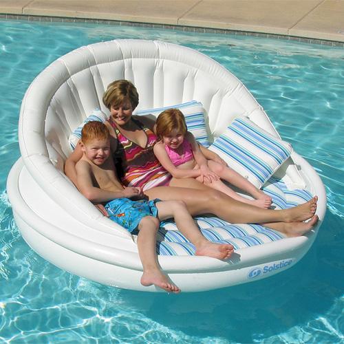 Solstice Inflatable AquaSofa