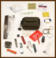 RAT Cutlery Survival / E&E Pocket Kit is