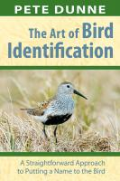 Stackpole Books The Art of Bird Identification