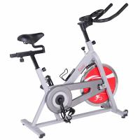 Sunny Health & Fitness SF-B1001S Indoor Cycling Bike - Silver