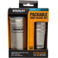 Stanley Stainless Steel Shot Glass Set - Stainless Steel