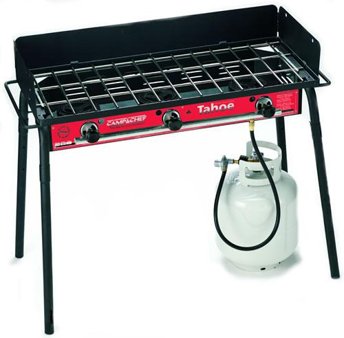 Cooker 3 Burner - Tahoe