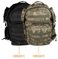 NcStar Tactical Backpack, Black