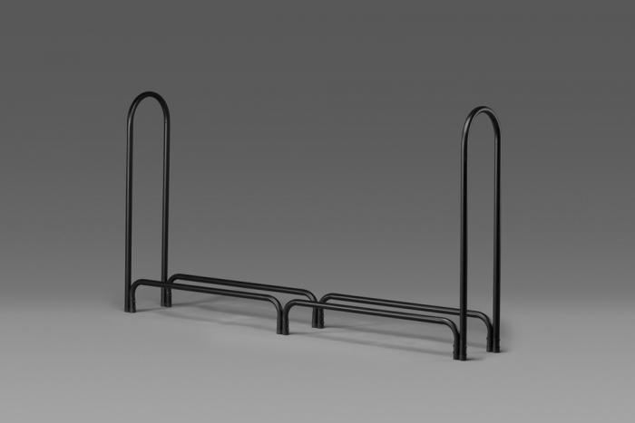 HY-C Log Rack 8 Ft Deluxe