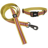 EK Reflective Big Wolf Dog Leash 6' Assorted Colors