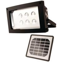 Maxsa Innovations 40330 Solar-Powered Flood Light