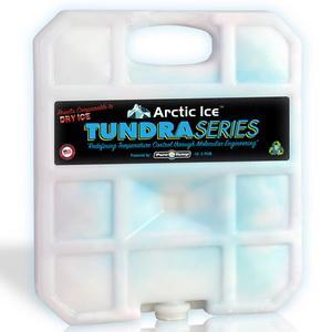 Arctic Ice 1.5 lb Tundra Series Reusable Cooler
