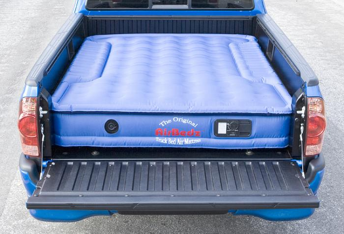 8' Full Size Long Bed Truck Air Mattress by AirBedz