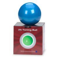 J/Fit Soft Weighted Toning Ball 2lb - 13cm