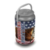 Picnic Time Extra Large Insulated Mega Can Cooler, America's Pastime Can