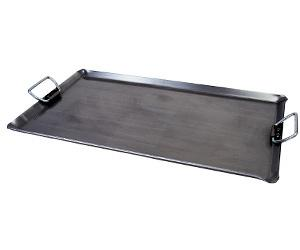 Camp Chef 16'' x 26'' Polished Steel Fry Griddle