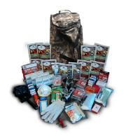 Wise Deluxe Camo Survival Backpack-2 Week Kit For 1 Person