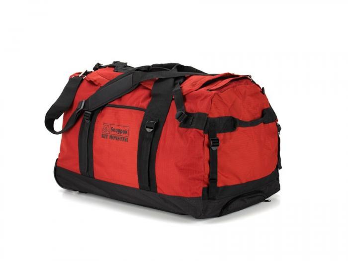 SnugPak Roller Kit Monster 120L, Red