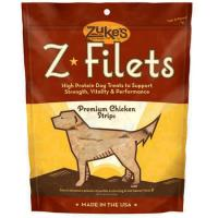 Zukes Z-filets Chicken 3.25 Oz