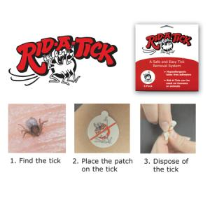 First Aid by Rid-A-Tick