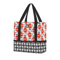 Love Bags Beach Time, Grill 'n Chill Cooler/Tote