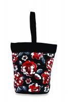 Picnic Plus Razz Lunch Tote - Red Carnation