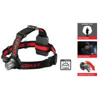 Coast HL5 Headlamp, 3 AAA Batteries, 175 Lumens