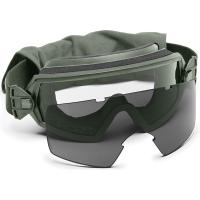 Smith Optics Outside The Wire, Asian Fit, Foliage Green,Clear/Gray, Field
