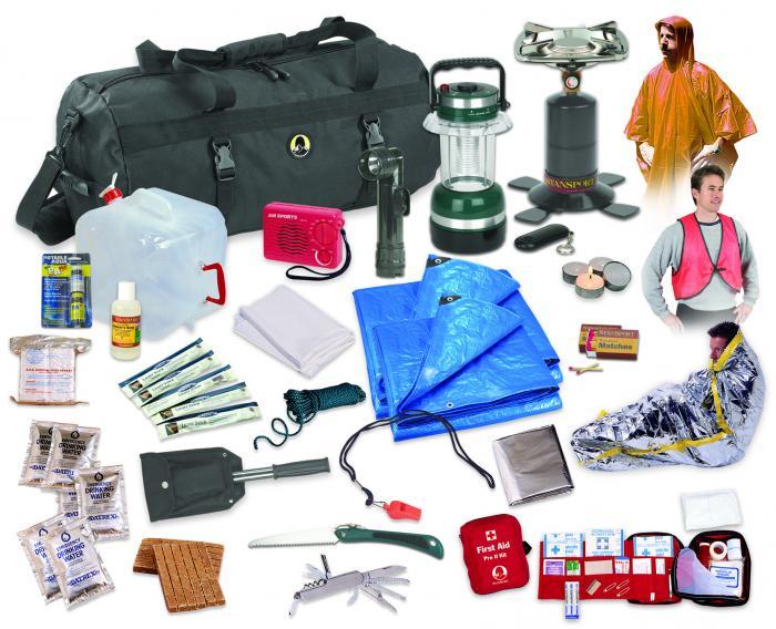 Stansport Deluxe Emegency Preparedness Kit