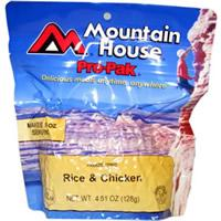 Oregon Freeze Dry Rice & Chicken M.H. Food