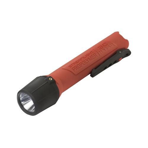 Streamlight 3C ProPolymer HAZ-LO - Orange